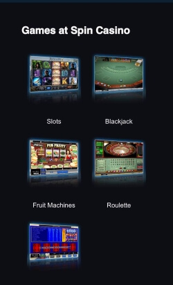 Spin Casino | Play blackjack, roulette, online slots, progressive jackpots and more!