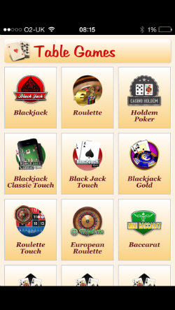 Play casino online with the Maria Casino App