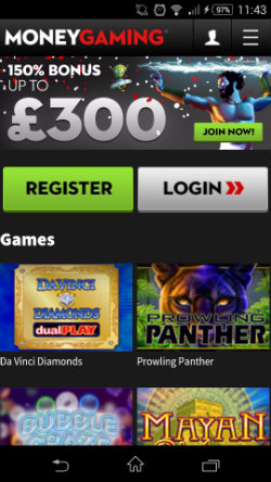 free online mobile casino gamers malta