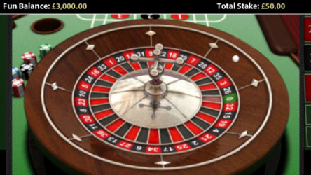 Spin the Roulette wheel on your iOS device with the Moneygaming Roulette App