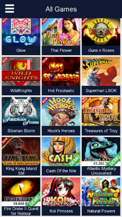 Collect casino rewards on the Party Casino App
