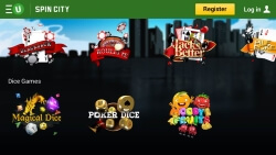 Spin City Casino App | Play online slots for free and win tokens for free spins