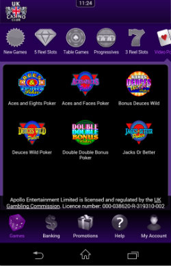 city club casino mobile download