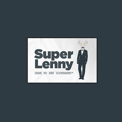 SuperLenny Casino | Get up to £150 casino bonus and 150 free spins