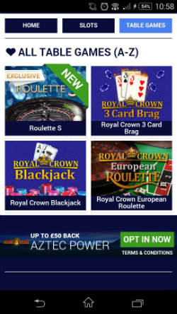 Casino Rewards Mobile