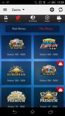 Pokerstars casino mobile