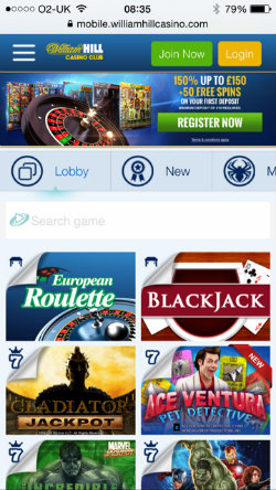 William hill club mobile how do online roulette work