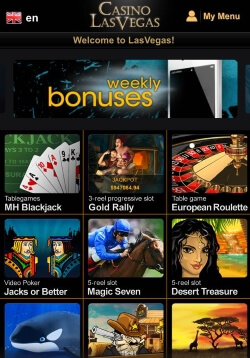 Casino Las Vegas Mobile | Claim up to £1000 in casino bonus