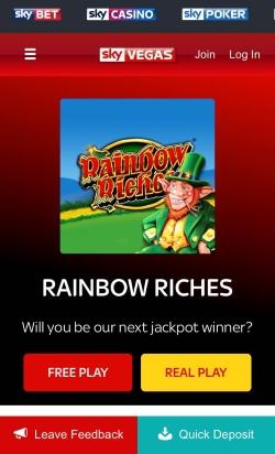 Sky Vegas Mobile Casino | Play mobile roulette and mobile blackjack