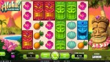Aloha! Cluster Pays Video Slot - Online Slot