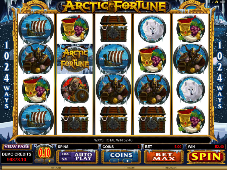 Arctic Fortune - Video Slot