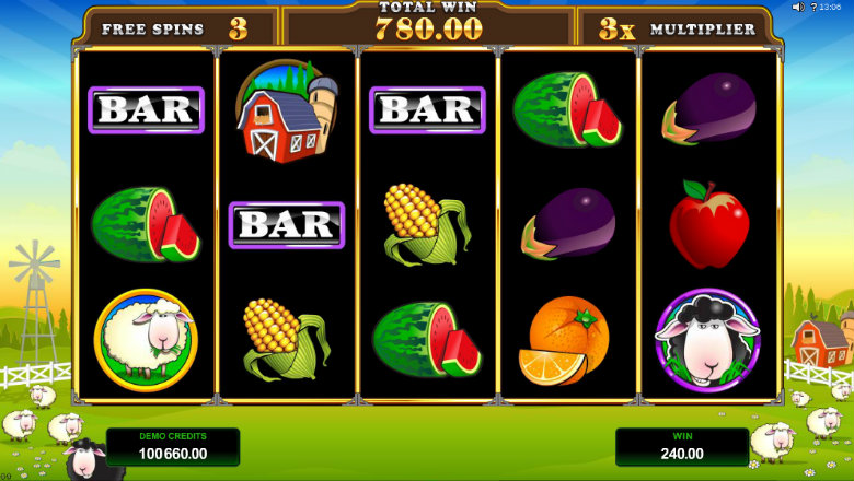 Bar Bar Black Sheep - Video Slot