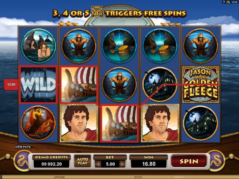 Spiele Jason And The Golden Fleece - Video Slots Online