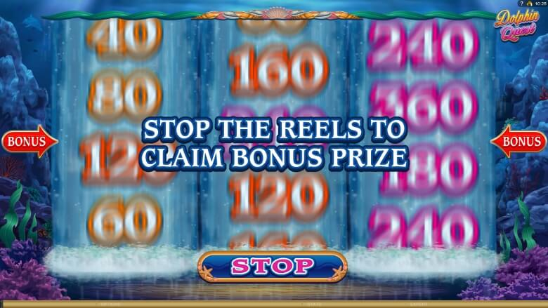 Dolphin Quest Video Slot by Microgaming