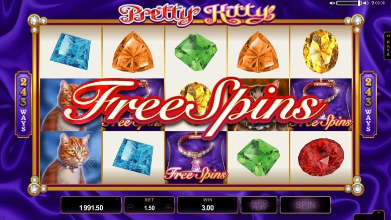 Spiele Pretty Kitty - Video Slots Online