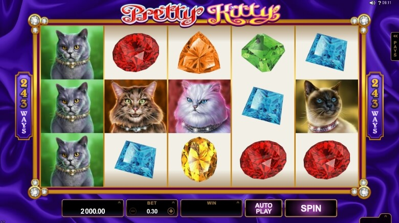 Pretty Kitty Slot