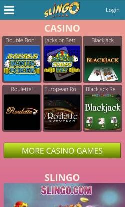Slingo Mobile | Play online slots like Starburst and Pretty Kitty
