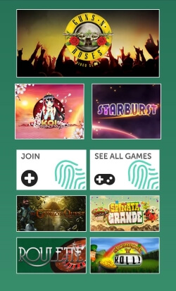 Touch Mobile Casino | Claim up to £500 in free casino bonuses