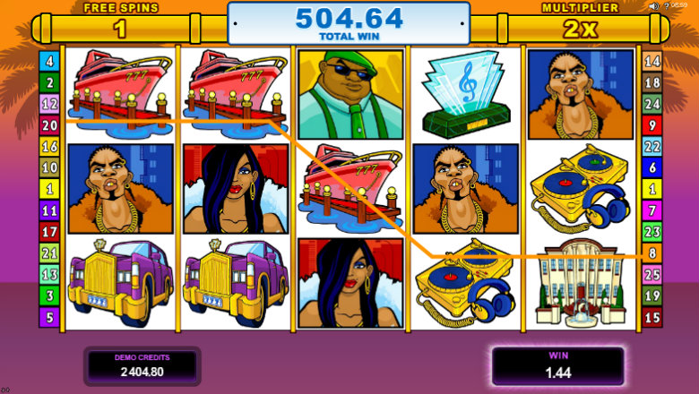 Loaded - Video Slot