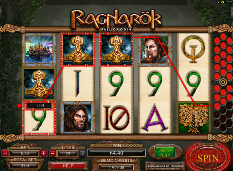 Ragnarok - Video Slot