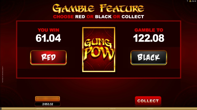 Gung Pow by Microgaming
