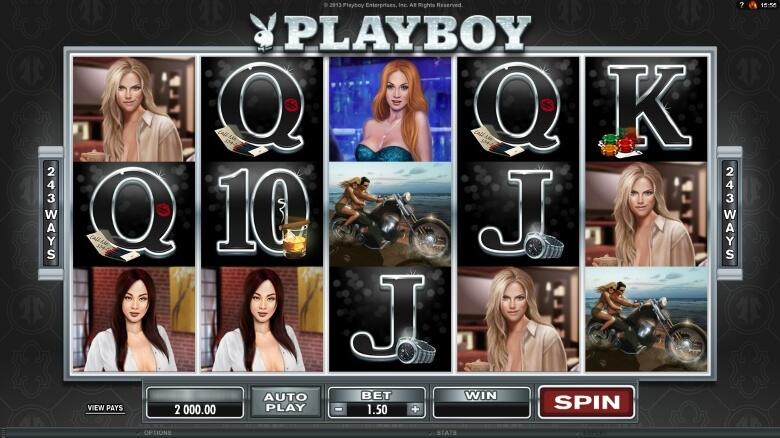 Playboy Video Slot