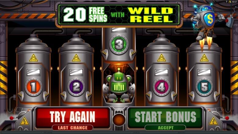 RoboJack Online Slot