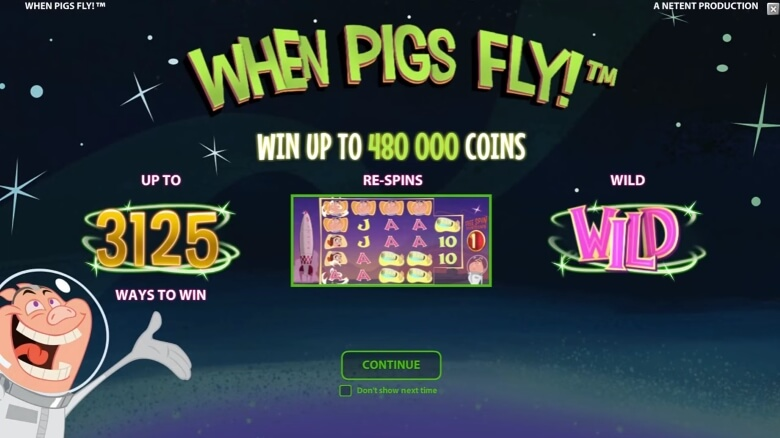 Spiele Flying Pigs - Video Slots Online