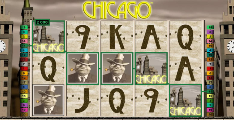 Chicago - Video Slot