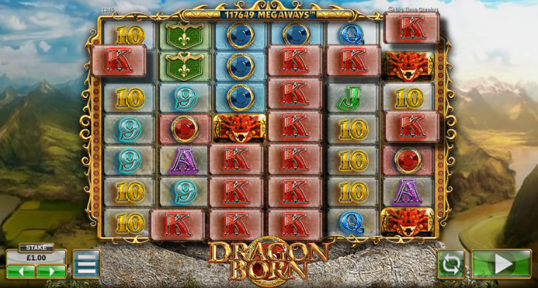 Dragon Born - Video Slot