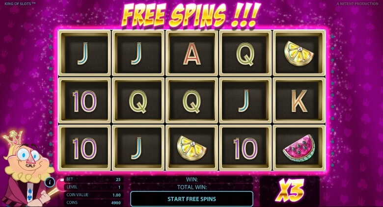 King of Slots Online Slot