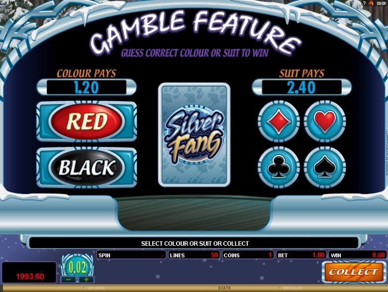 Silver Fang Online Slot