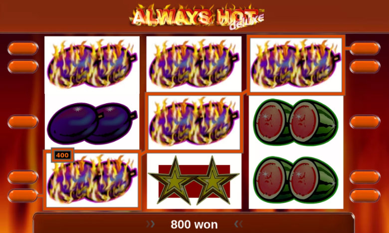 Always Hot Deluxe - Online Slot