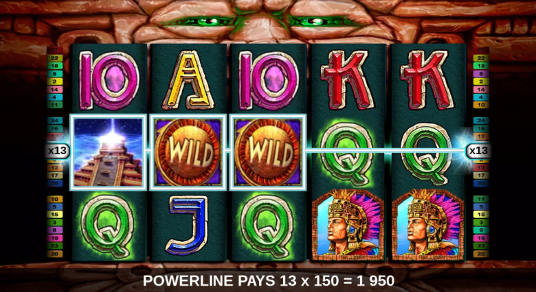 Aztec Power - Video Slot