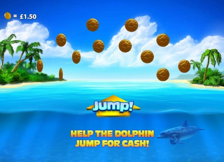 Dolphin Cash online slot