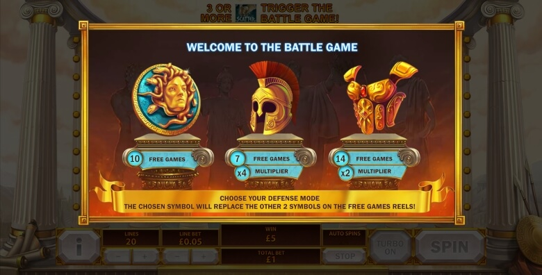 Age of the Gods: Goddess of Wisdom online slot