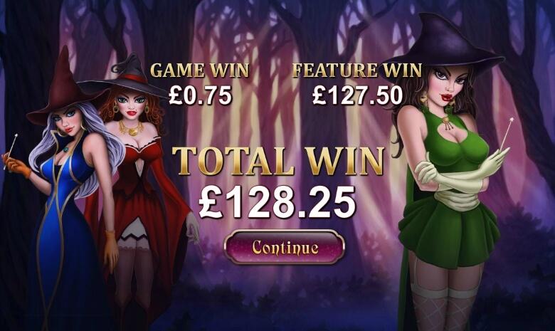 Halloween Fortune Online Slot