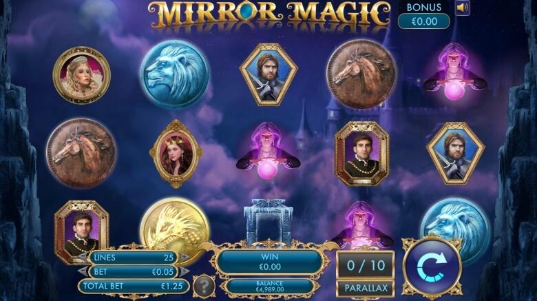 Mirror Magic Video Slot