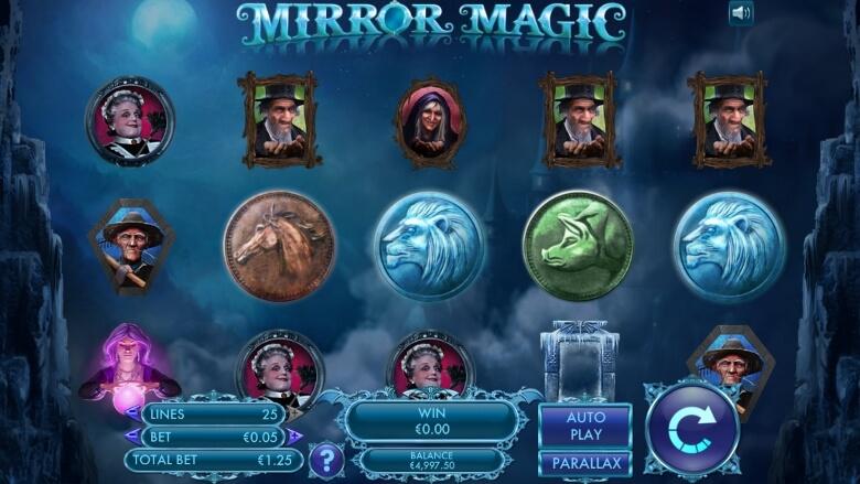 Mirror Magic by Genesis Gaming