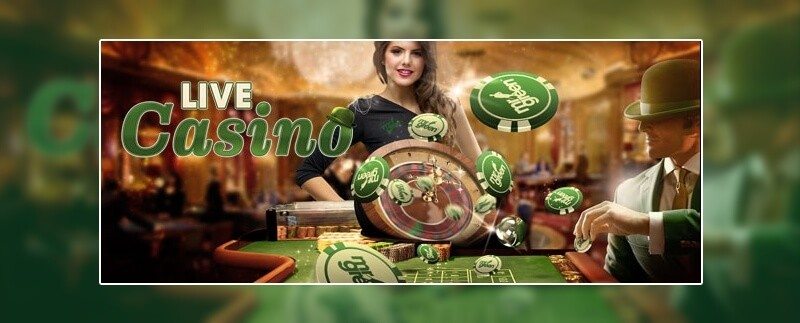 Mr. Green Casino Launches New Custom-Designed Live Casino Image