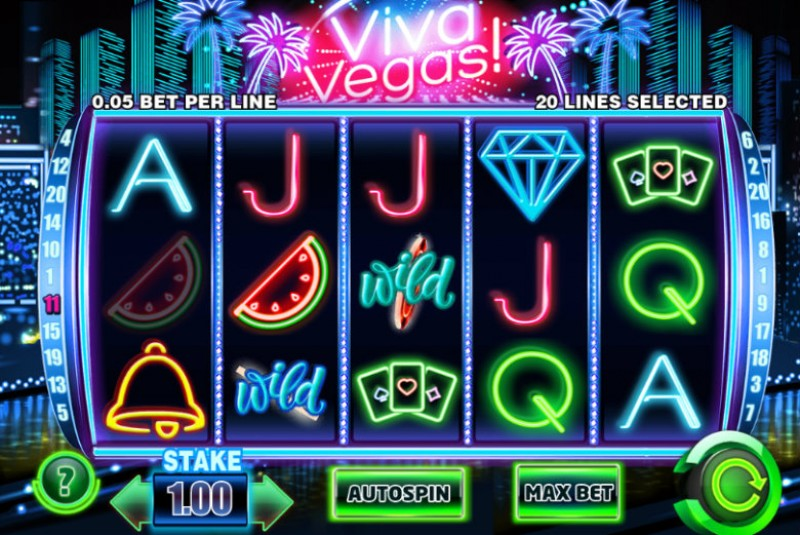 Dr Vegas Releases New & Exclusive Slot Image