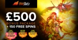 Wild Slots Online Casino Bonus