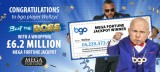BGO - Jackpot Win