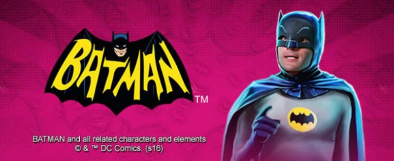 Play Batman Slots At William Hill Casino Club Image