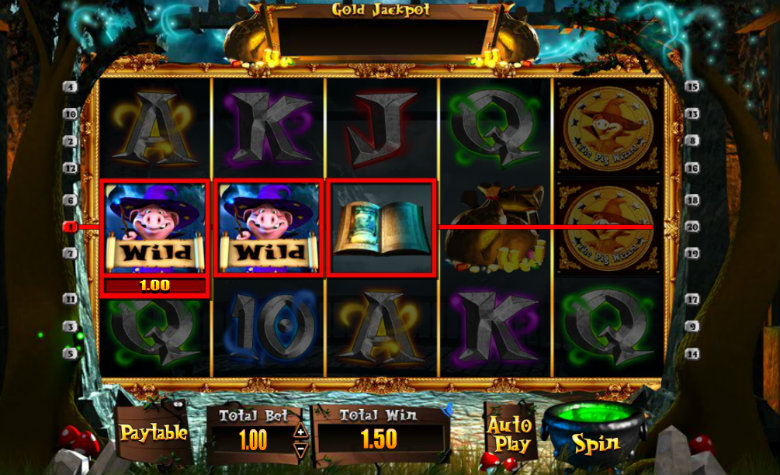 The Pig Wizard - Jackpot Slot