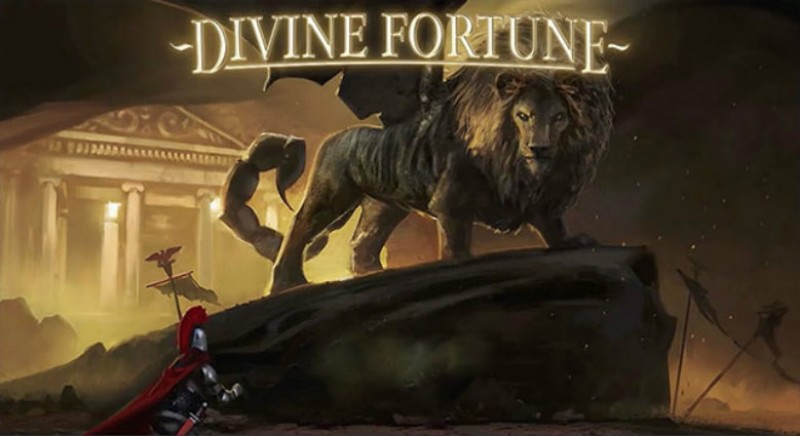 Royal Spins On Divine Fortune Image