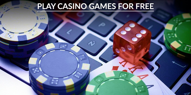 How to Play Casino Games for Free Image