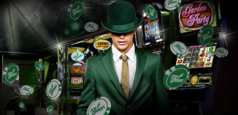 New Year, New Fun At Mr Green Casino Image