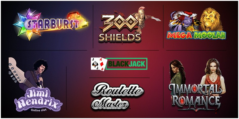 Top 7 Casino Games to Play This Year Image