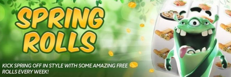 Betat Casino March Promotions Image